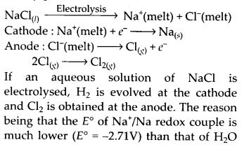 NCERT Solutions for Class 12 Chemistry Chapter 6 General Principles and Processes of Isolation of Elements 19