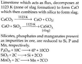 NCERT Solutions for Class 12 Chemistry Chapter 6 General Principles and Processes of Isolation of Elements 7