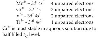 NCERT Solutions for Class 12 Chemistry Chapter 8 d-and f-Block Elements 8