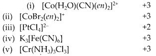 NCERT Solutions for Class 12 Chemistry Chapter 9 Coordination Compounds 14