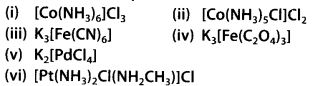 NCERT Solutions for Class 12 Chemistry Chapter 9 Coordination Compounds 2