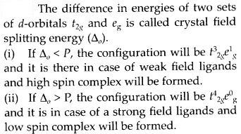 NCERT Solutions for Class 12 Chemistry Chapter 9 Coordination Compounds 33