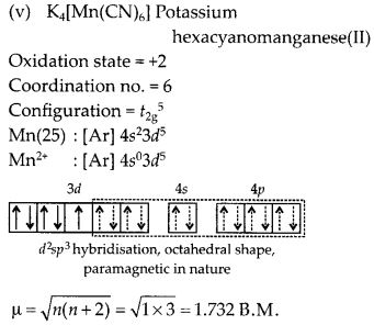 NCERT Solutions for Class 12 Chemistry Chapter 9 Coordination Compounds 43
