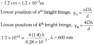 NCERT Solutions for Class 12 Physics Chapter 10 Wave Optics 4