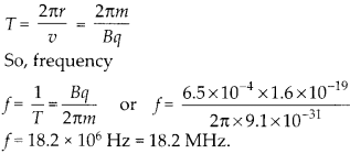 NCERT Solutions for Class 12 Physics Chapter 4 Moving Charges and Magnetism 15