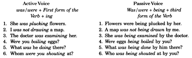 Active and Passive Voice Exercises for Class 11 CBSE With Answers - English Grammar image - 30