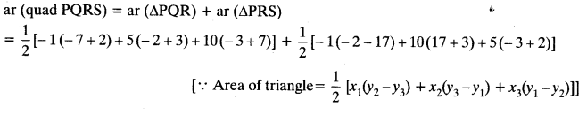Coordinate Geometry Class 10 Maths CBSE Important Questions With Solutions 123