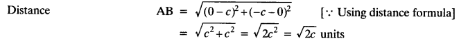 Coordinate Geometry Class 10 Maths CBSE Important Questions With Solutions 129