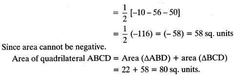 Coordinate Geometry Class 10 Maths CBSE Important Questions With Solutions 19