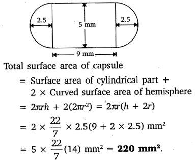 NCERT Solutions for Class 10 Maths Chapter 13 Surface Areas and Volumes 7