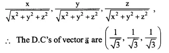 NCERT Solutions for Class 12 Maths Chapter 10 Vector Algebra Ex 10.2 Q14.1