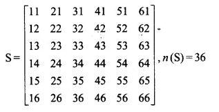 NCERT Solutions for Class 12 Maths Chapter 13 Probability Ex 13.1 Q14.1