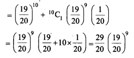 NCERT Solutions for Class 12 Maths Chapter 13 Probability Ex 13.5 Q2.1