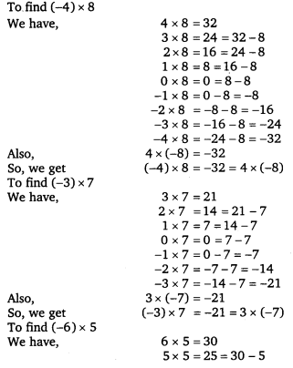 NCERT Solutions for Class 7 maths Integers chapter 1 img 11