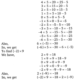 NCERT Solutions for Class 7 maths Integers chapter 1 img 12