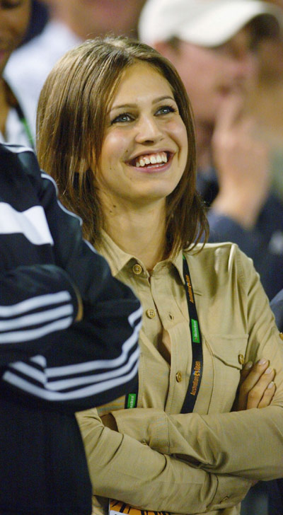I love you Dasha Zhukova!!!