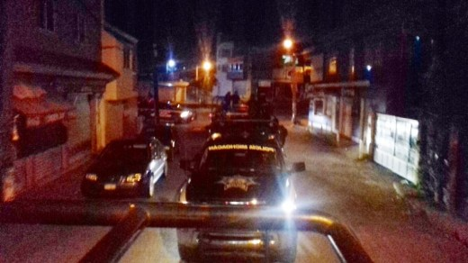 Refuerza SSP seguridad en Zamora