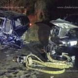 Mueren bebé y un adulto en choque de dos camionetas en Salvador Escalante