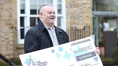 Se gana la lotería y se burla de su ex pareja