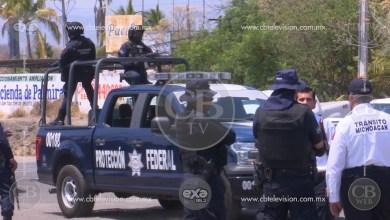 """Aseguran al """"Fer"""" con una arma de fuego en Zitácuaro"""