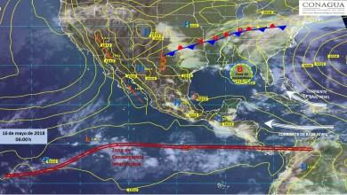 Clima: Ola de calor y fuertes lluvias en diferentes estados del país