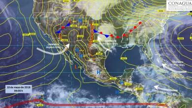 Clima: Para Morelia se prevé temperatura máxima de 26°C