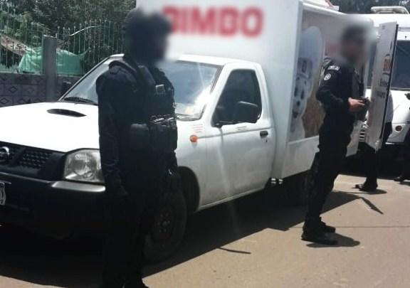 Normalistas entregan vehículos retenidos a la SSP