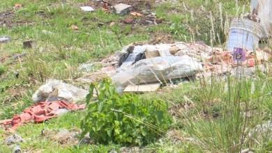 Lotes baldíos se transforman en tiraderos de basura en la colonia Sebastián Lerdo de Tejada