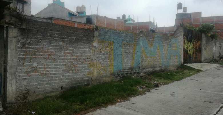 Graffiti vandálico afecta viviendas de vecinos de la colonia Unión
