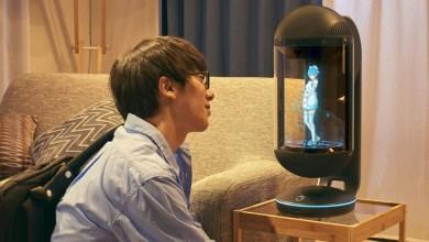 "Japón crea la primera ""novia"" holográfica"