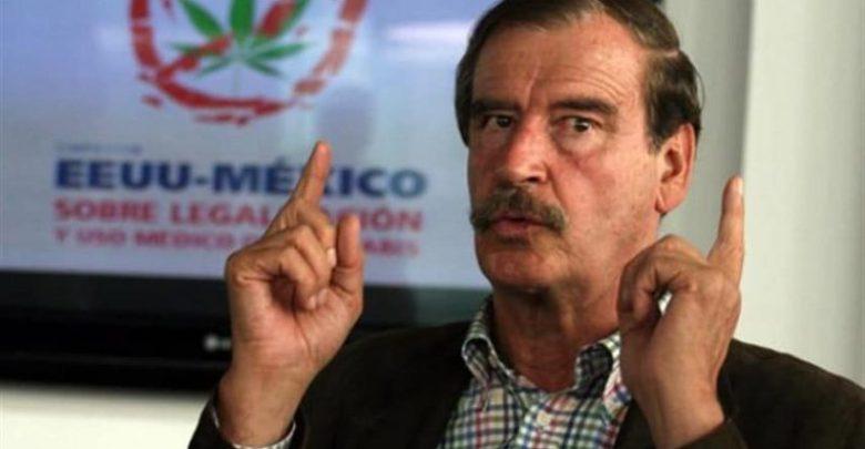 """""""Podemos transformar a los delincuentes en empresarios""""; dice Fox respecto a la legalización y cultivo de la mariguana"""