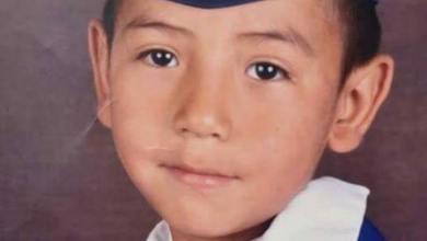 El pasado miércoles 8 de agosto, David Rafael Santillán Vargas de 6 años