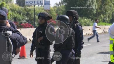 Policía Michoacán captura a tres presuntos secuestradores y libera a víctima