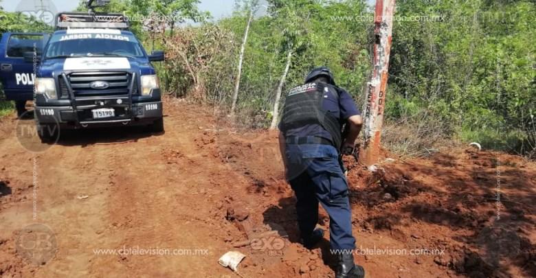 """Se registra balacera entre policías y gatilleros en Chimilpa, hay un oficial lesionado por un """"rozón"""""""