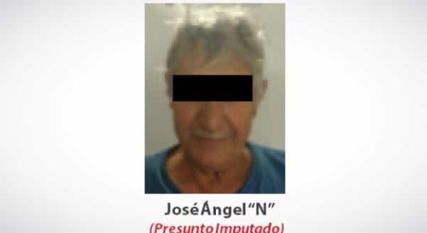 Detienen a anciano que abusó sexualmente de una niña de 6 por casi dos años