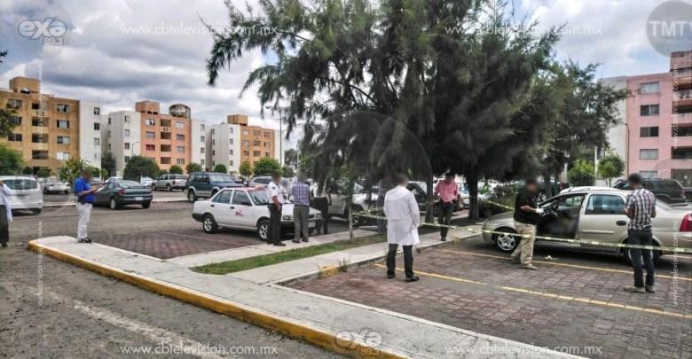 Fallece hombre dentro de su auto en Campestre del Vergel