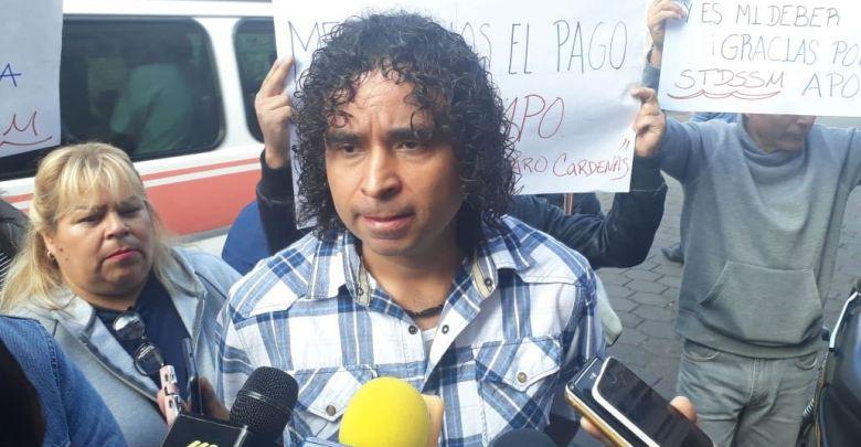 Amedrenta SSM con despedir a trabajadores que se manifiesten por adeudos quincenales