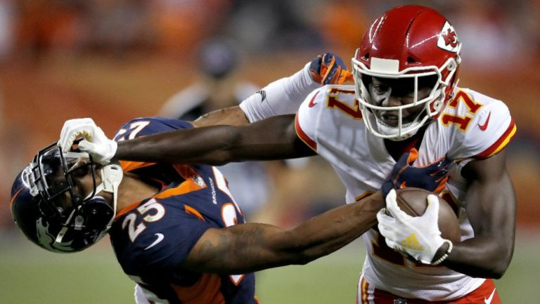 Chiefs sigue invicto en la temporada