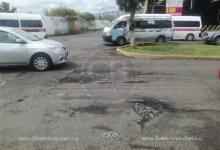 Vecinos de la colonia Prados Verdes exigen la reparación de las calles