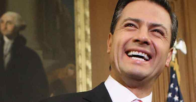 """Enrique Peña Nieto señala que versiones que dicen que se va de México son """"cuentos chinos"""""""