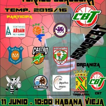I Torneo Clausura del CBT Torrelavega