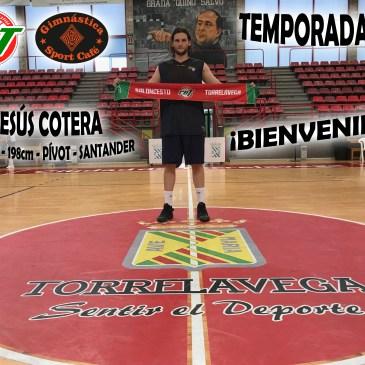 #LigaEBA – Jesús Cotera, músculo para el CBT Gimnástica Sport-Café