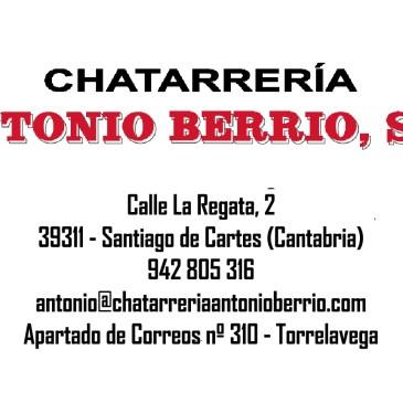 #PatrocinadorCBT – Chatarrería Antonio Berrio