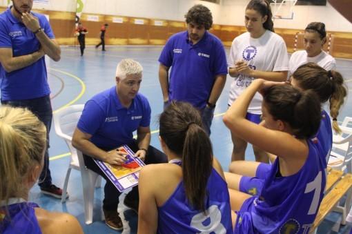 #Club – Luisma Solana, al timón del senior femenino del CBT Torrelavega