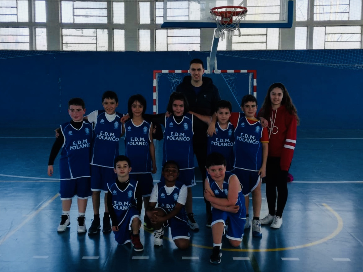 Torneo Minibasket Polanco 2018