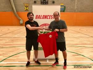 Rubén Cueto y Alberto de la Guerra