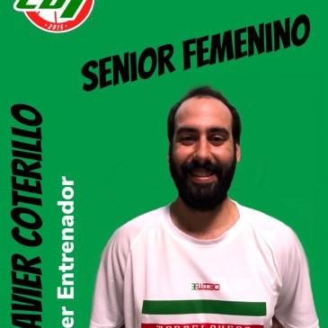 Javier Coterillo, nuevo entrenador del Senior Femenino del CBT Torrelavega.