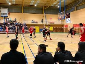 Sénior Masculino - CBT Torrelavega A