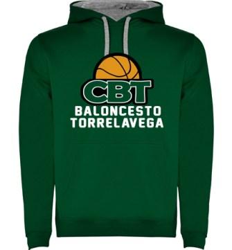 Sudadera CBT Torrelavega