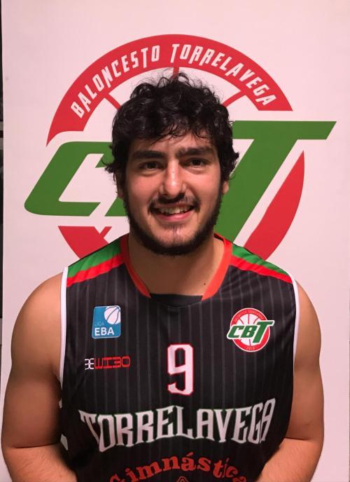 Enrique Rivas - CBT Torrelavega A